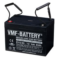 VMF AGM Batéria s dlhým cyklom 12 V 63 Ah EV12-63