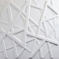 WallArt Nástenné 3D panely GA-WA26 24 ks dizajn Olivia