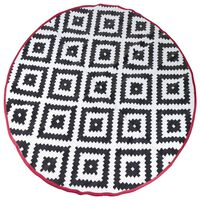 "Bo-Camp Outdoor Rug ""Chill mat"" 200 cm Round"
