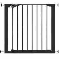 Noma Bezpečnostná zábrana Easy Pressure fit 75-82 cm kovová čierna 94319