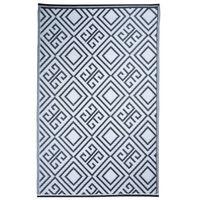 Esschert Design Vonkajší koberec 120x186 cm, grafika OC12