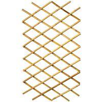 Nature Záhradná mriežka z bambusu, 45x180 cm, 6040720