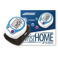 NOVAMA WRIST HOME Zápästný tlakomer s IHB a ESH