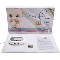 Monitor dychu Baby Control BC-200, s 1x1 senzorovou podložkou