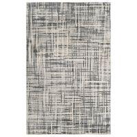 vidaXL Koberec s potlačou, béžový 80x150 cm, polyester